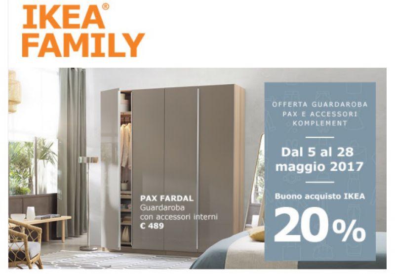 Ikea Buono Acquisto Del 20 Buonoscontoit