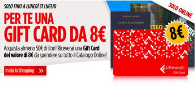 carta regalo feltrinelli scaduta