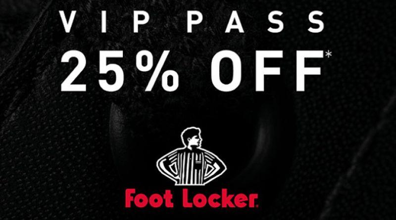 buono sconto foot locker 10